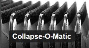 Collapse-O-Matic