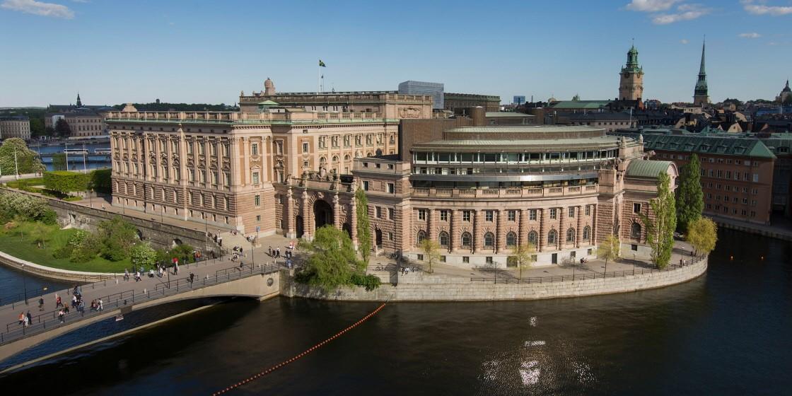 Riksdagshus 1