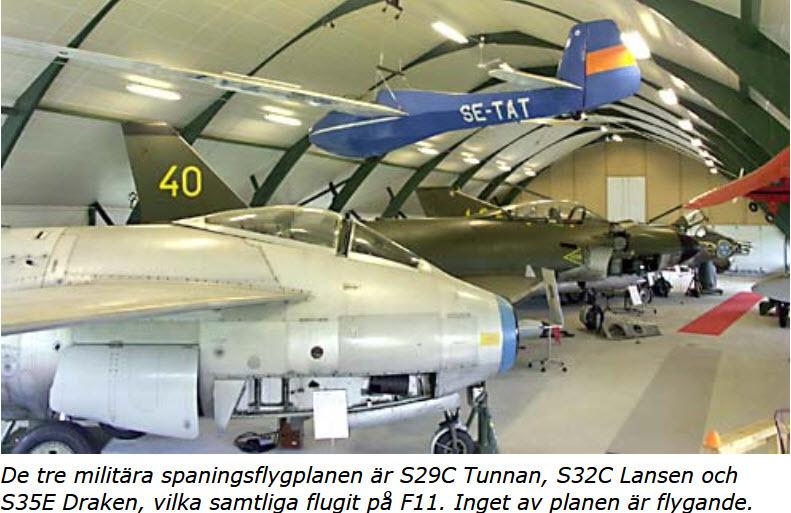 Bild från F11 Flygspaningsmuseum